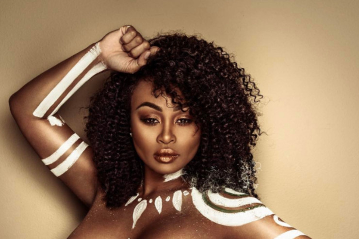 Blac Chyna Celebrates Blac History Month With Nude Instagram Photos (NSFW)