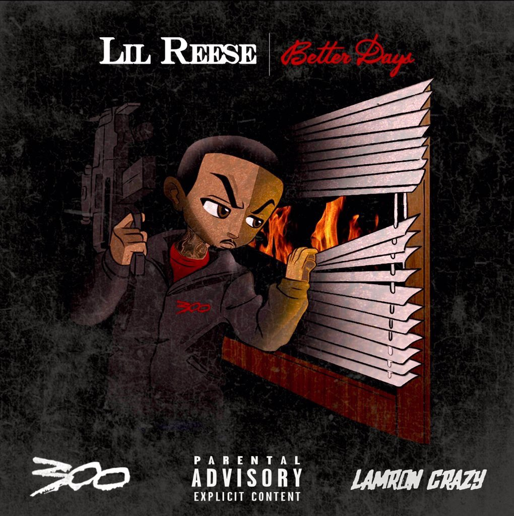 [Latest Songs]Lil Reese f. Chief Keef-Again [Stream]