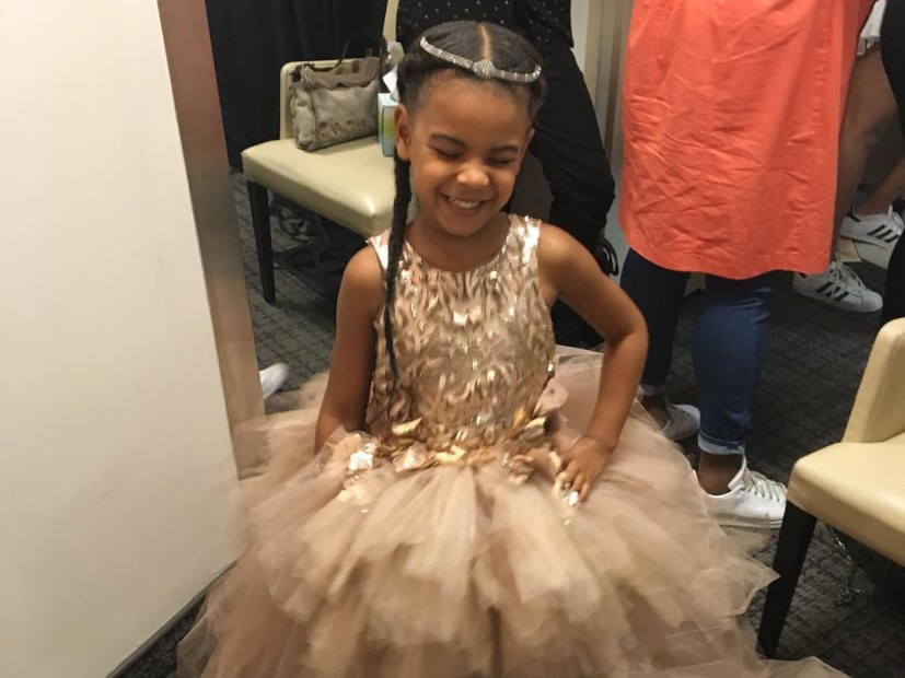 Blue Ivy Carter Might Be Launching Her Very Own Fragrance & Hair Care Line