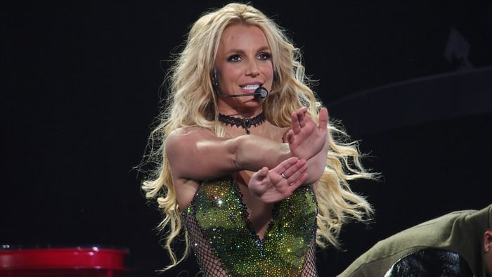Britney Spears Accidentally Flashes Audience at Las Vegas Residency Concert