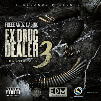 "[Mixtape Stream] Casino-""Ex Drug Dealer 3"""