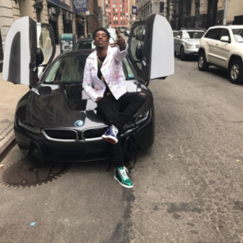 "Desiigner ""Holy Ghost"" [Latest Songs]"