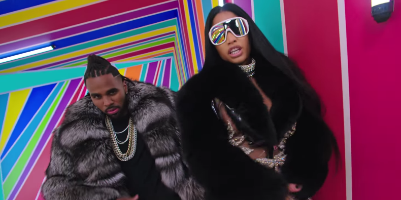 "[Video] Jason Derulo Feat. Nicki Minaj, Ty Dolla $ign ""Swalla"""