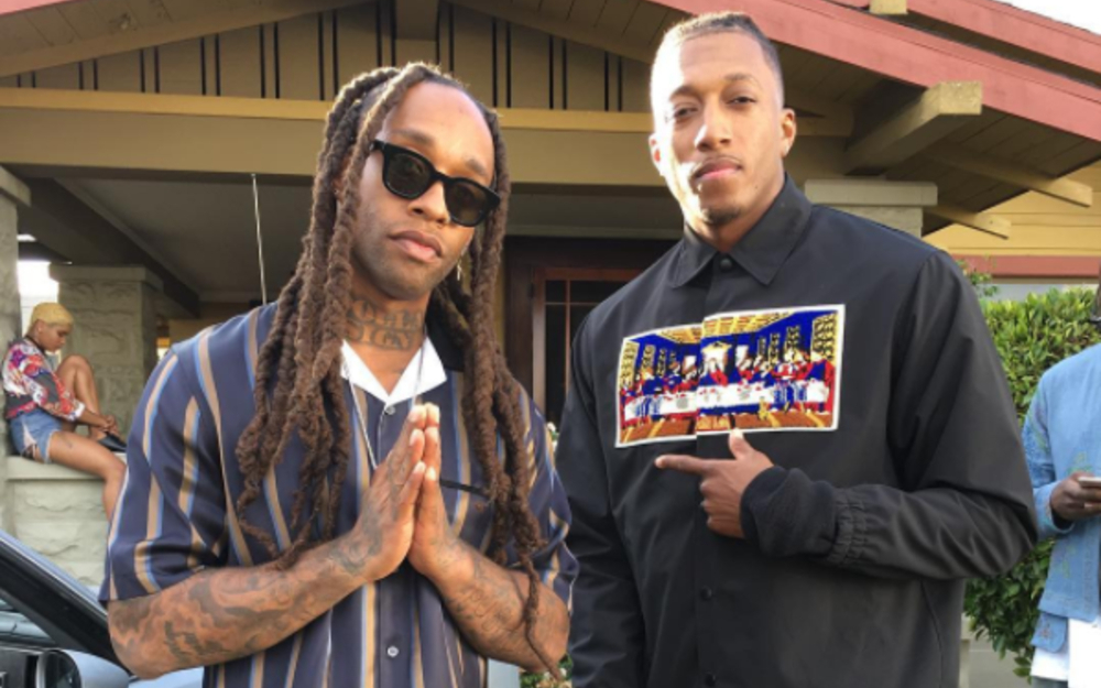 "[Video] Lecrae f. Ty Dolla Sign-""Blessings"""