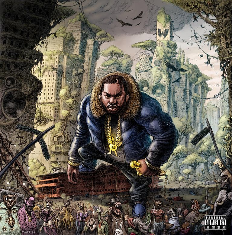 "Raekwon ""The Wild"" [Album Stream]"