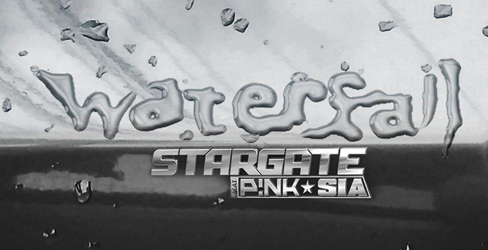"[Video] Stargate f. Pink & Sia-""Waterfall"""