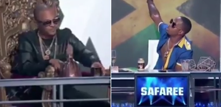 Safaree & T.I. Go At It In Deleted Hip Hop Squares Scene [VIDEO]